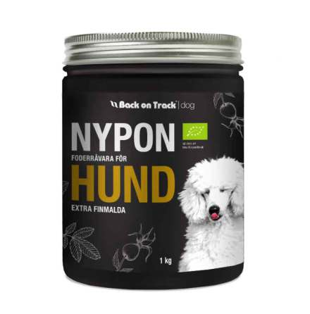 Back On Track Nypon Hund, finmald 1 kg